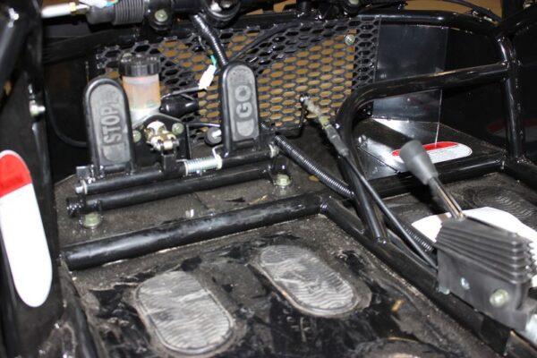 Багги бензиновый 200СС