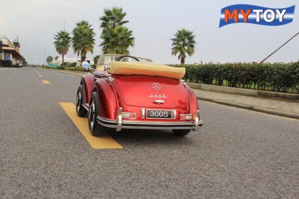 Детский электромобиль MERCEDES-BENZ 300C (ЛИЦЕНЗИЯ)