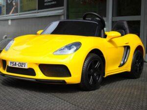 Детский-подростковый электромобиль Porsche