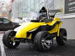 Электрический болид Формула 1
